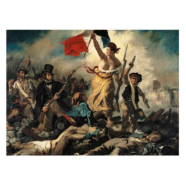 Clementoni Παζλ 1000 Τεμάχια Museum Collection Ντελακρουά Η Ελευθερία Οδηγεί Το Λαό (1260-39549)