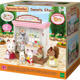 Epoch Sylvanian Families: Families Sweets Store (5051)