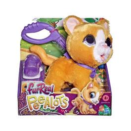 Hasbro Furreal Peealots Big Wags Γάτα Διαδραστικό Παιχνίδι (E8931-E8949)