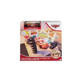 Mattel Cars Σετ Παιχνιδιού Luigis Tire Shop (GTK82-GTK83)