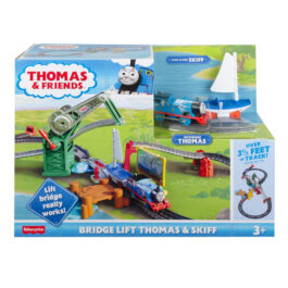 Fisher Price Thomas And Friends Περιπέτεια Στη Γέφυρα (GWX09)