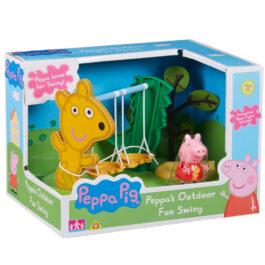 Giochi Preziosi Peppa Pig Παιδική Χαρά – 2 Σχέδια (PPC21000)