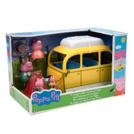 Giochi Preziosi Peppa Pig Όχημα Για Κάμπινγκ Της Πέππα (PPC46000)