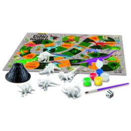 4M Επιτραπέζιο Ο Κόσμος Των Δεινοσαύρων (3400-4M0556)