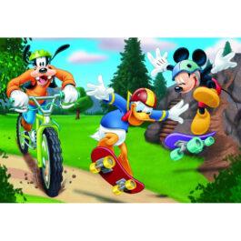 Dino Παζλ Mickey Αθλήματα 2X77 Τεμάχια (38612)