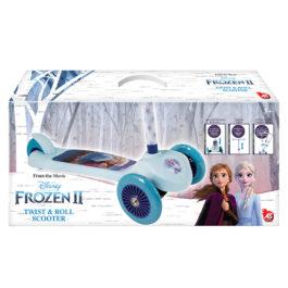 AS Λαμπάδα Scooter Twist & Roll Frozen 2 (5004-50217)