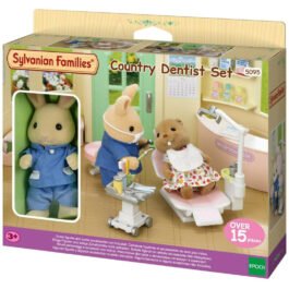 Epoch Sylvanian Families: Country Dentist Set (5095)