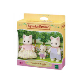 Epoch Sylvanian Families: Floral Cat Family (5373)