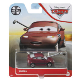 Mattel Disney/Pixar Cars Αυτοκινητάκι Die-Cast – Andrea (DXV29-GBV60)
