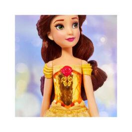 Hasbro Disney Princess Royal Shimmer Belle Doll (F0882-F0898)