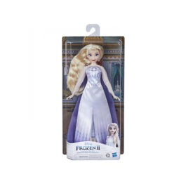 Hasbro Disney Frozen 2 Fashion Doll Opp Queen Elsa (F1411)