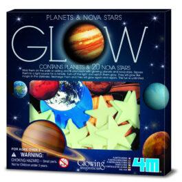 4M Φωσφορούχα Αστέρια Φωσφορούχοι Πλανήτες Nova Stars (05635-4M0065)