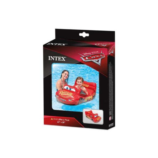 Intex Φουσκωτό Αυτοκινητάκι Cars 109 X 71 Εκ. (58392)
