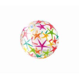 Intex Μπάλα Με Αστερίες (59040)