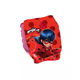 Gim Μπρατσάκια 25 X 15 εκ. Miraculous Ladybug (870-91120)