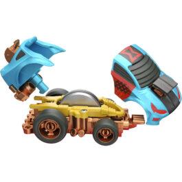 Giochi Preziosi Boom City Racers – Όχημα & Εκτοξευτής (BMC03000)