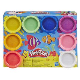 Habro Play-Doh Σετ 8 Τεμάχια Χρώματα (E5044-E5062)