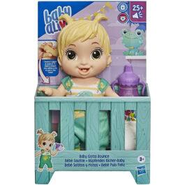 Hasbro Baby Alive Baby Got Bounce Frog (E9427)