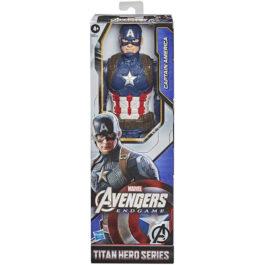 Hasbro Avengers Titan Hero Captain America (F0254-F1342)
