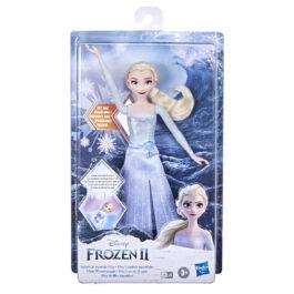 Hasbro Disney Frozen 2 Splash And Sparkle Elsa Πριγκίπισσα Έλσα (F0594)