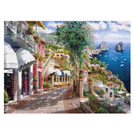 Clementoni Παζλ 1000 Τεμάχια Capri (1220-39257)