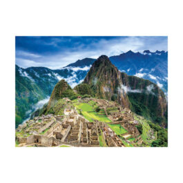 Clementoni Παζλ 1000 Τεμάχια H.Q. Machu Picchu (1220-39604)