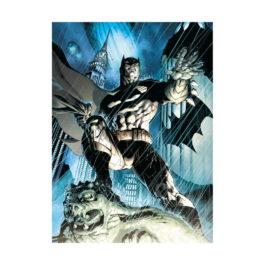 Clementoni Παζλ 1000 Τεμάχια H.Q. Batman (1260-39576)
