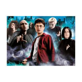 Clementoni Παζλ 1000 Τεμάχια H.Q. Harry Potter (1260-39586)