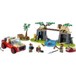 Lego City Wildlife Rescue Off-Roader (60301)
