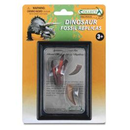 CollectA Εύρημα – Νυχι Και Κόκκαλα Τυραννόσαυρου Ρέξ Σε Κουτί (89289)