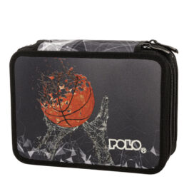 Polo Κασετίνα Pencil Case Rollet 2021 (937274-8048)
