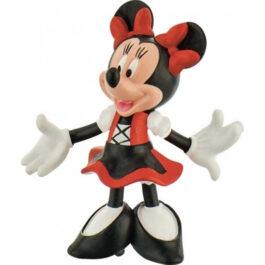 Bullyland Mινιατούρα Minnie Mouse Dirndl (BU015391)