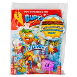 AS Superzings Comic Starter Pack S1 (1013-61120)