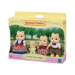 Epoch Sylvanian Families Caramel Dog Family (5459)