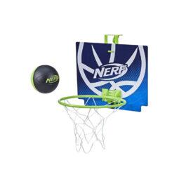 Hasbro Nerf Nerfoop The Classic Mini Foam Basketball And Hoop Green A0367-F2877