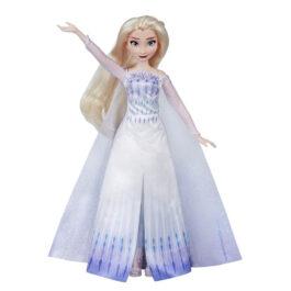 Hasbro Disney Frozen Musical Adventure Elsa Κούκλα Τραγουδάει (E8880)