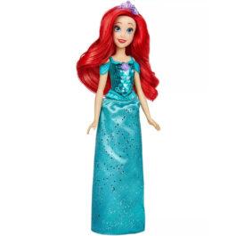 Hasbro Disney Princess Fashion Dolls Royal Shimmer Ariel Με Φούστα Και Αξεσουάρ (F0881- F0895)