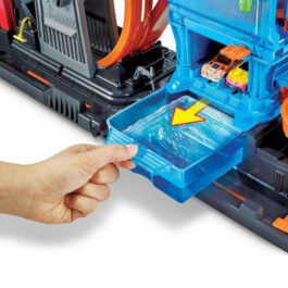 Mattel Hot Wheels Color Reveal – Πλυντήριο Με Χταπόδι (GTT96)