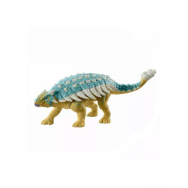 Mattel Jurassic World Roar Attack Δεινόσαυροι Με Κινούμενα Μέλη, Λειτουργία Επίθεσης Και Ήχους Ankylosaurus (GWD06-GWD27)
