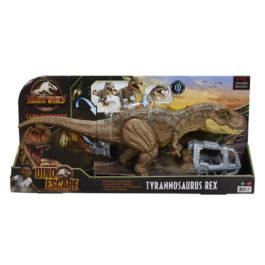Mattel T-Rex Electronic Που Περπατάει Και Απελευθερώνεται (GWD67)