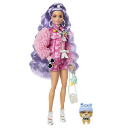 Barbie Extra – Purple Hair (GXF08)