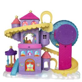 Mattel Polly Pocket – Λούνα Πάρκ Ουράνιο Τόξο (GYK44)