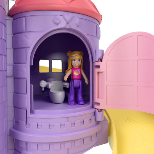 Mattel Polly Pocket - Λούνα Πάρκ Ουράνιο Τόξο (GYK44)