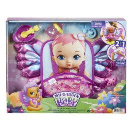 Mattel My Garden Baby Σακίδιο Πεταλούδα (HBH45)