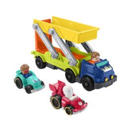 Fisher Price Little People Wheelies – Νταλίκα (HBX23)