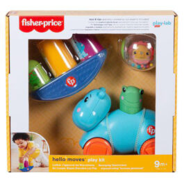 Fisher Price Playkit-Hello Moves (HFJ94)