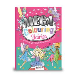 MathV Mega Colouring: Fairies (MEG-1)