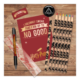 MathV Harry Potter Deluxe Stationery Set (SLHP450)