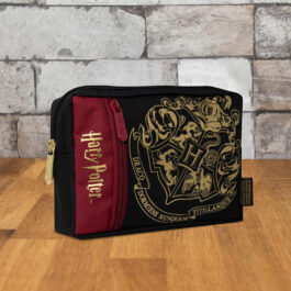 MathV Harry Potter Multi Pocket Pencil Case – Crest (SLHP522)