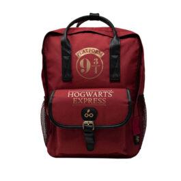 MathV Harry Potter Premium Backpack Burgundy 9 3/4 (SLHP541)